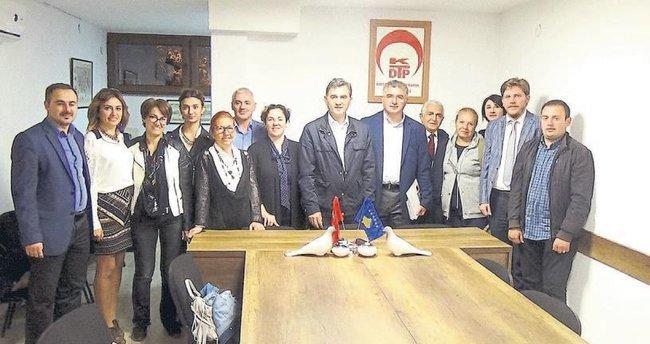 HKÜ'den Kosova çıkarması