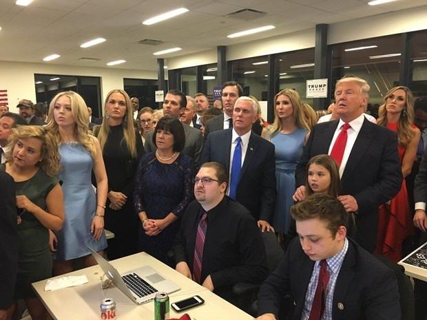 ABD yeni başkanını seçti