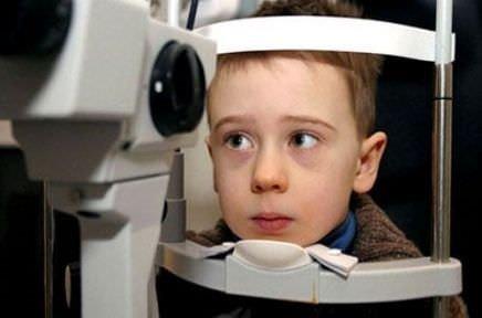 Çocukların göz sağlığına dikkat