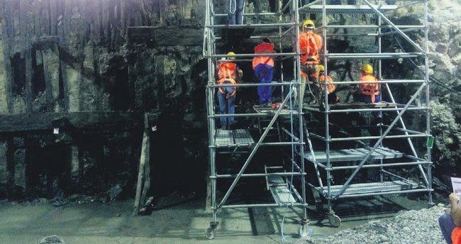 Yenikapı kazısından 2 bin yıllık ahşap çıktı