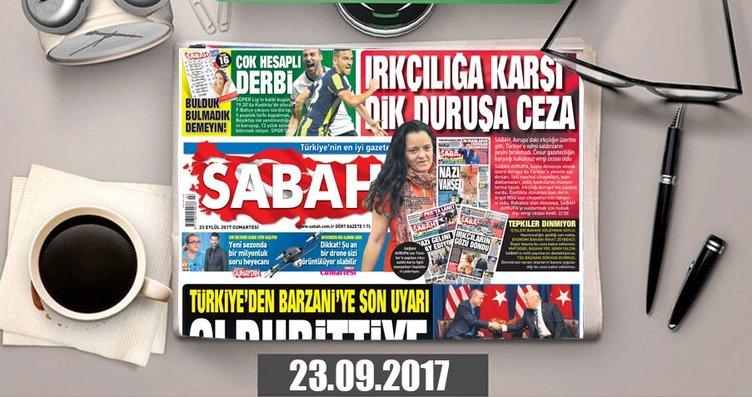 Sabah Gazetesi Yazarları bugün ne yazdı? (...