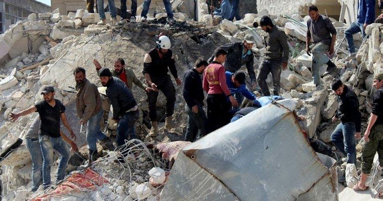 ABD: İdlib'te sarin gazı kullanıldı