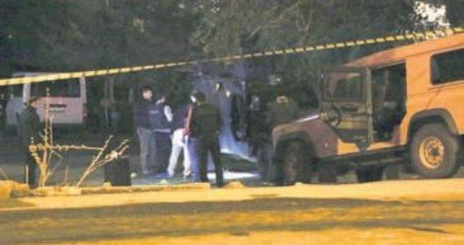 Kızıltepe AK Parti ilçe binasına saldırı