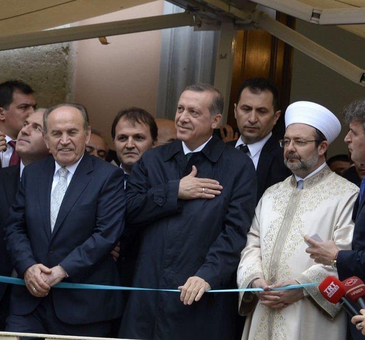 Ortaköy Camisi ibadete açıldı