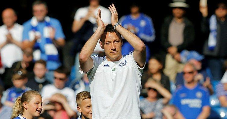 Kaptan Terry Chelsea'den ayrılıyor