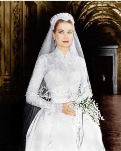 3.Grace Kelly