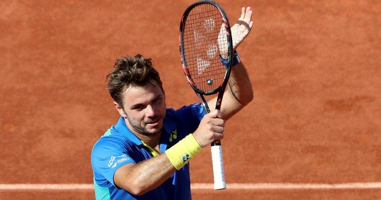 Murray'i mağlup eden Wawrinka, finalde