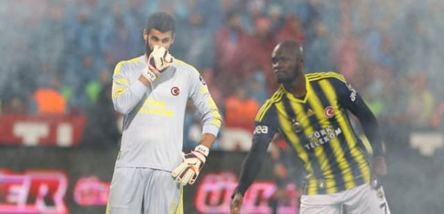 Trabzon'da olaylar