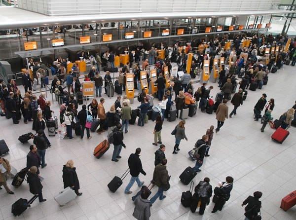 Türkiye'nin yıldan yıla hava trafiği artışı