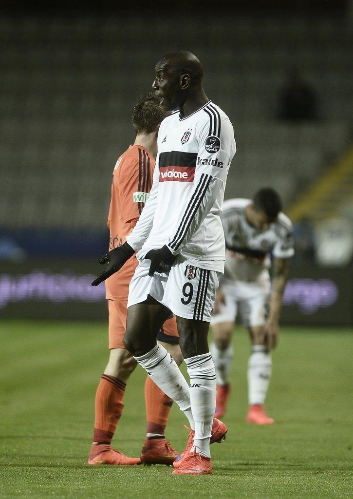 Beşiktaş - Başakşehir maçının fotoğrafları