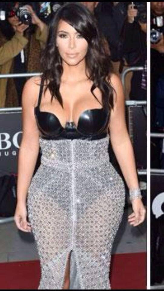 Kardashian'ı rezil etti
