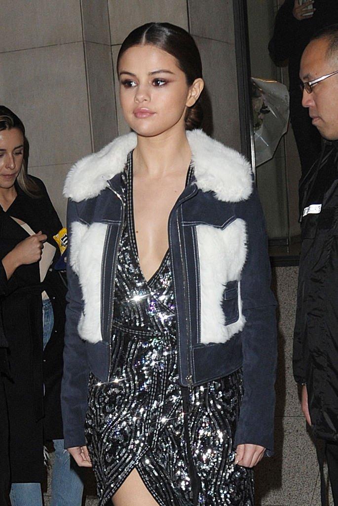 Selena Gomez göz kamaştırdı