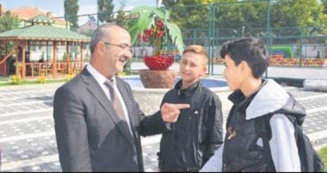 Bünyan Belediyesi'nden gençler için yatırım