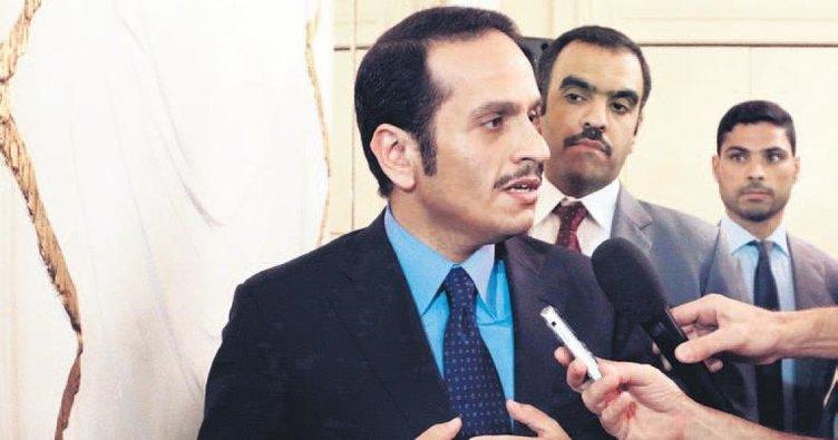 Katar'dan ablukaya tokat gibi cevap
