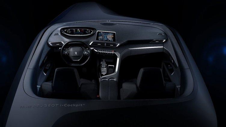 Peugeot'dan yeni nesil i-Cockpit