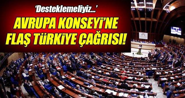 Litvanya'dan Avrupa Konseyi'ne Türkiye çağrısı!