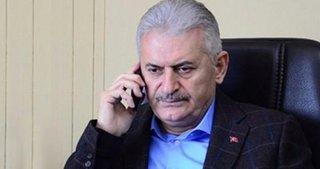Başbakan Yıldırım, Barzani ile görüştü
