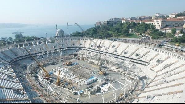Vodafone Arena'daki kaza açılışı etkileyecek mi?