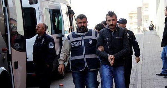 Kayseri'deki FETÖ operasyonunda tutuklama sayısı 11'e çıktı
