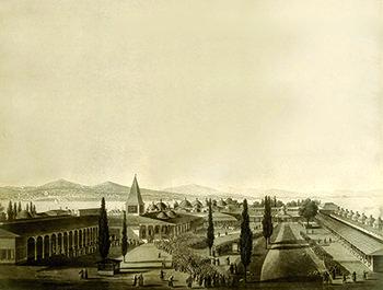 İstanbul'un en görkemli bahçeleri