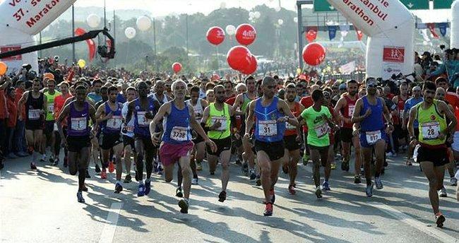 Vodafone İstanbul Maratonu'nda 90 elit atlet yarışacak