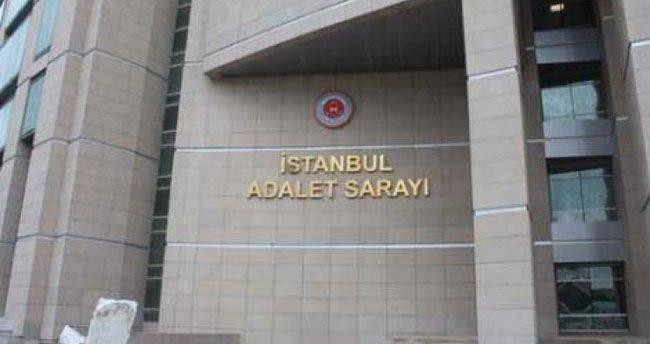 İstanbul Adalet Sarayı'nda arama yapılıyor