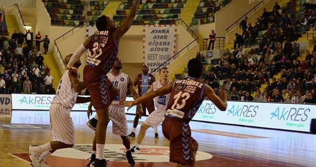Trabzonspor Balıkesir'e acımadı