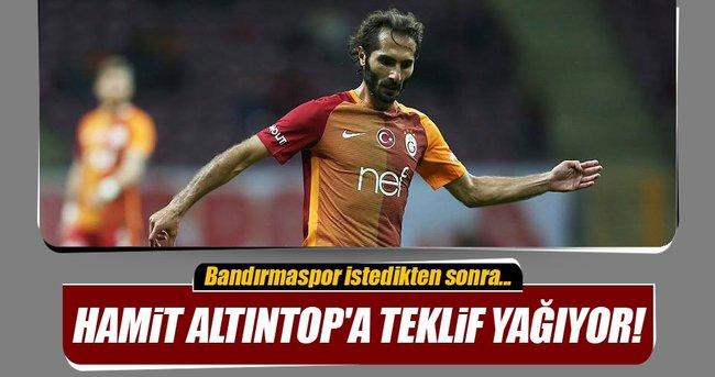 HAMİT ALTINTOP'A TEKLİF YAĞIYOR!