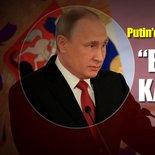 Putin, ABD'nin hamlesine cevap