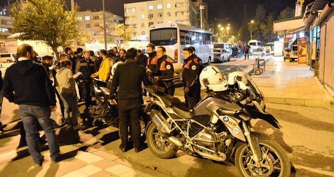 Şanlıurfa'da 'huzur' operasyonu: 35 gözaltı