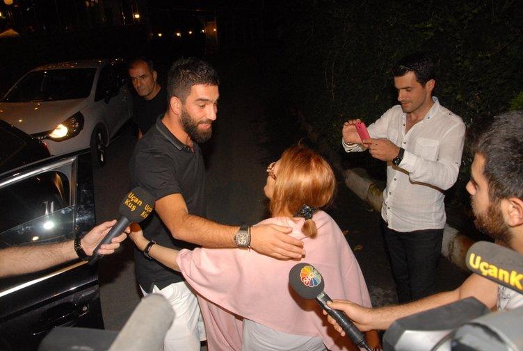 Dünyaca ünlü futbolcu Arda Turan, Ben mütevaziyim