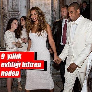 Beyonce ile Jay-Z boşanıyor