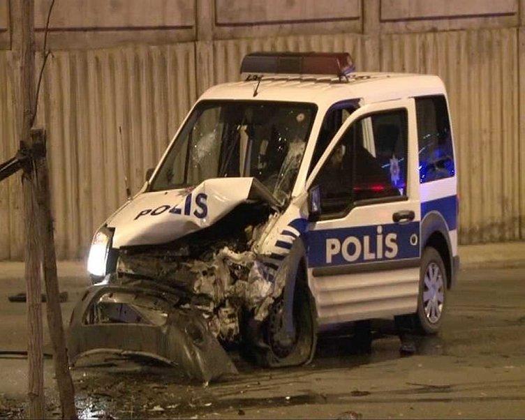 Polisten kaçtı, trafik kazasında öldü