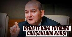 İçişleri Bakanı Soylu'dan net mesaj!