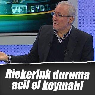 """Levent Tüzemen: """"Bu Galatasaray mı?"""""""