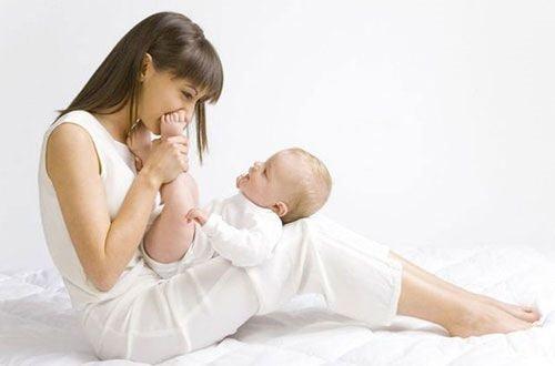 Bebekler nasıl ve nereden öpülmeli?