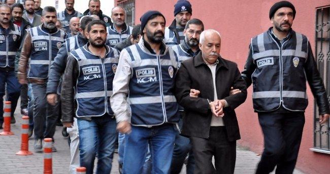 Kayseri'deki organize suç örgütü operasyonu