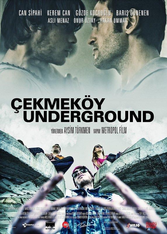 Çekmeköy Underground filminden kareler
