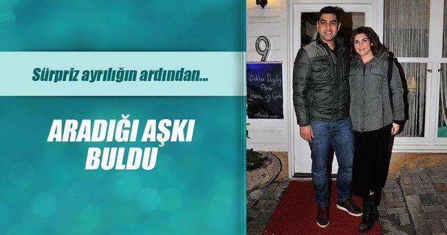 Kıvanç Baran Arslan, Pelin Öztekin'den sonra aradığı aşkı buldu