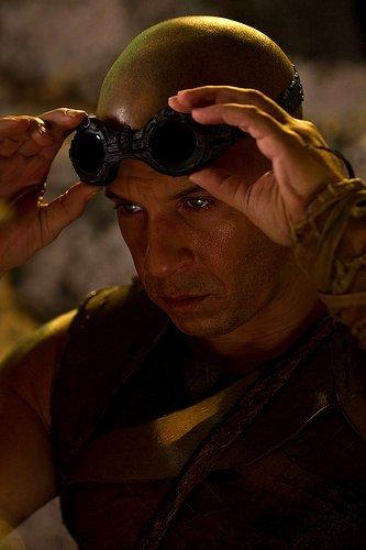Riddick filminden kareler