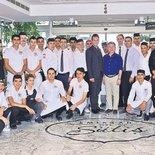 Adana Emirgan Sütiş'e ikinci yılında iki ödül