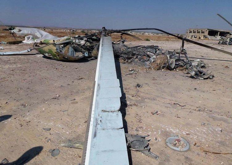 Esad'ın Son kalesi de düştü