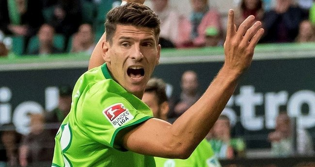 Mario Gomez, milli takım kadrosundan çıkarıldı