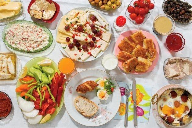 Dünya çocukları kahvaltıda bunları yiyor