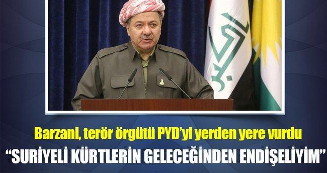 'PYD Suriye'de PKK'nın siyasetini uyguluyor'
