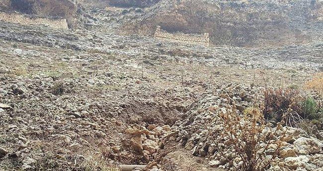 Zonguldak'ta heyelan: 1 ev gömüldü!