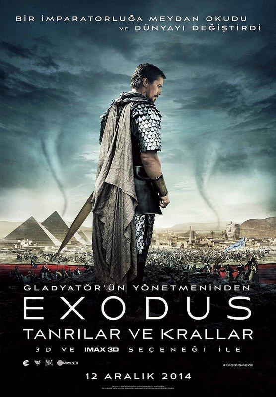 Exodus: Tanrılar ve Krallar filminden kareler