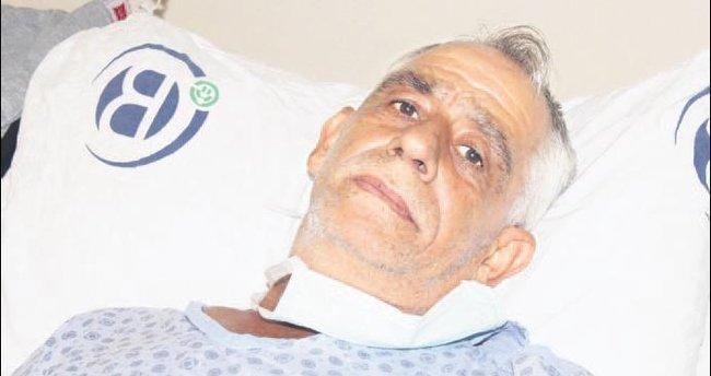 Şehidin karaciğeriyle hayata tutundu