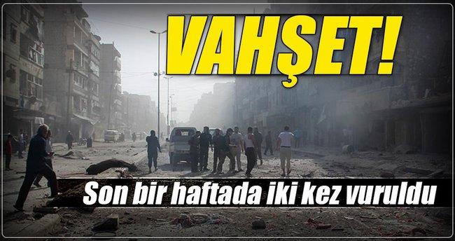 """Halep'teki insanlığa sığmayan vahşet"""