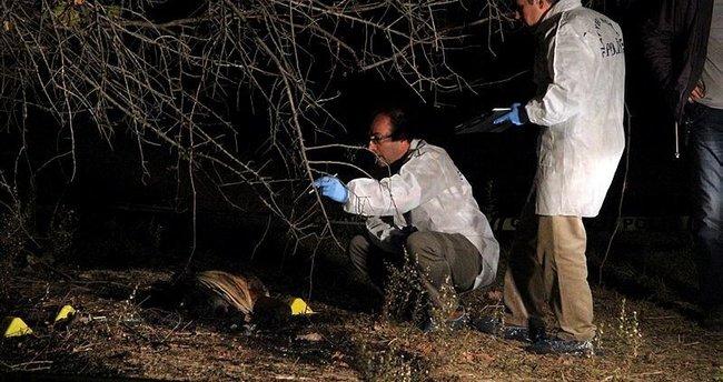 Muğla'da yanmış kadın cesedi bulundu